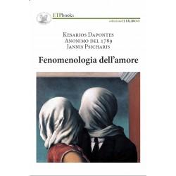 Fenomenologia dell'amore